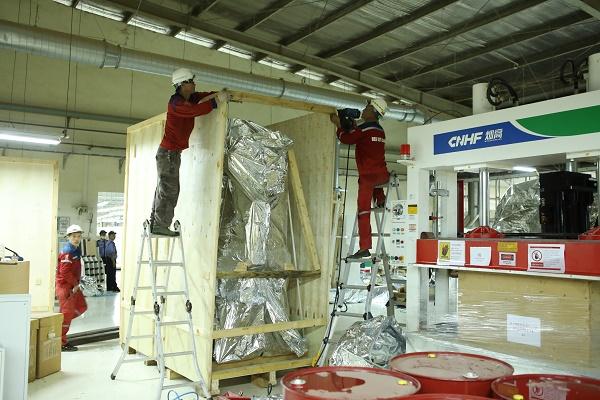Dịch vụ đóng thùng gỗ chuyển hàng uy tín chất lượng