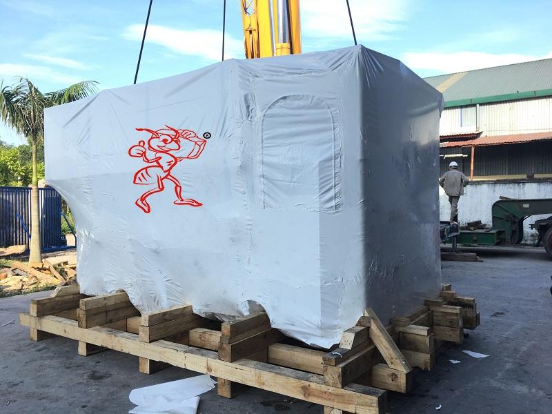 Dịch vụ đóng gói bằng màng co nhiệt