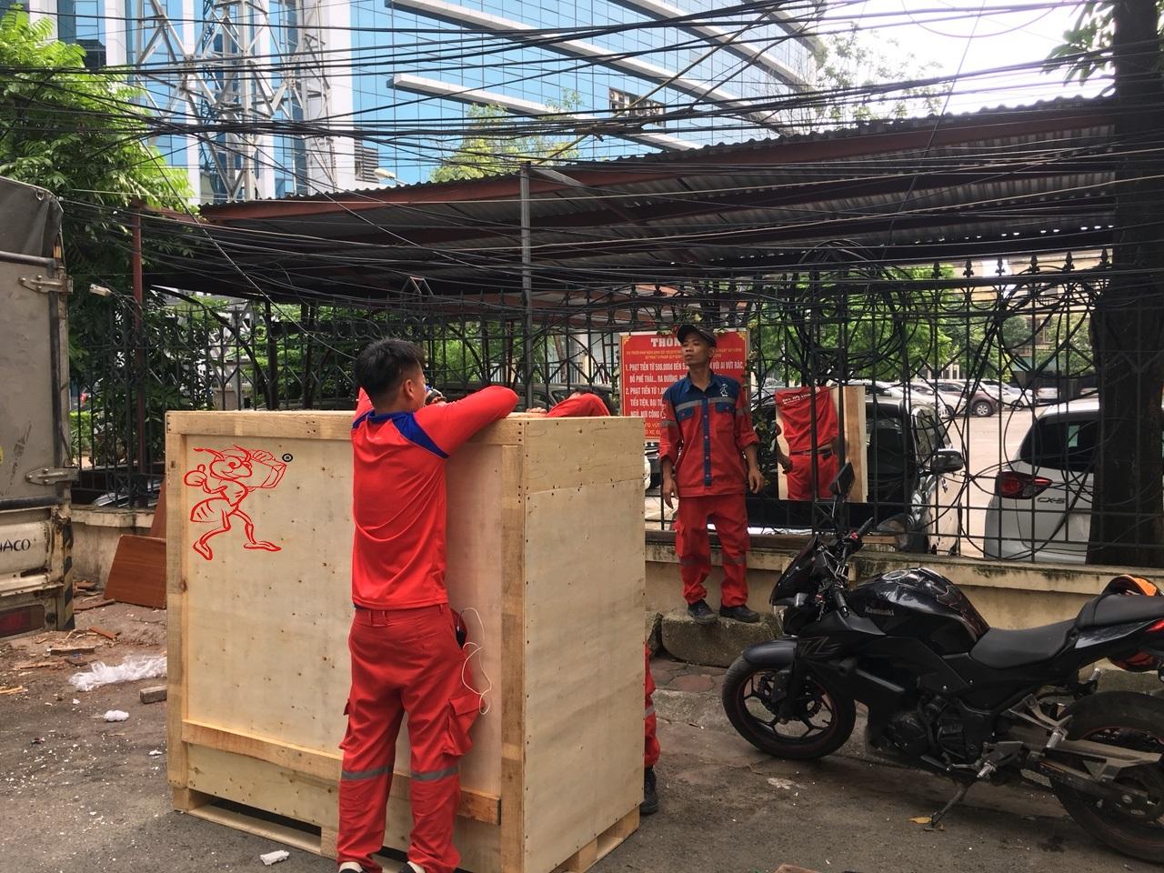 Dịch vụ đóng thùng gỗ giá rẻ tại Tây Ninh