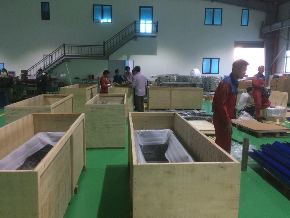 dự án đóng thùng gỗ tủ điện