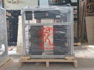 đóng thùng gỗ tủ điện xuất khẩu