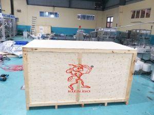 đóng thùng gỗ xuất khẩu chuyên nghiệp