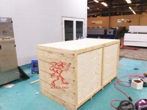 đóng thùng gỗ xuất khẩu nước ngoài