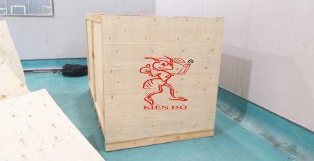 đóng thùng gỗ xuất khẩu giá rẻ