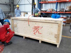 Dịch vụ đóng thùng gỗ chuyên nghiệp tại công ty Kiến Đỏ