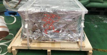 đóng gói hàng hóa xuất khẩu tại long an
