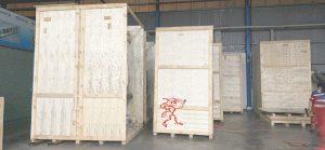 Đóng thùng gỗ máy móc tại Bình Dương