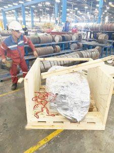 Đóng thùng gỗ máy móc tại Hồ Chí Minh